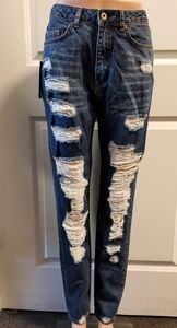 Nwt women Jean's by MissGuided size 4